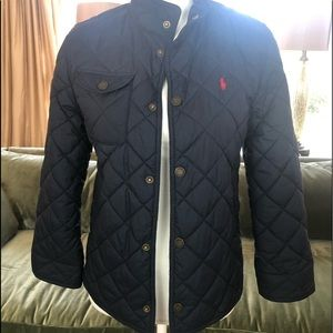 Ralph Lauren Boys Quilted Jacket